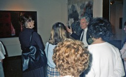 Nielson at the Pacific Asia Museum 1987